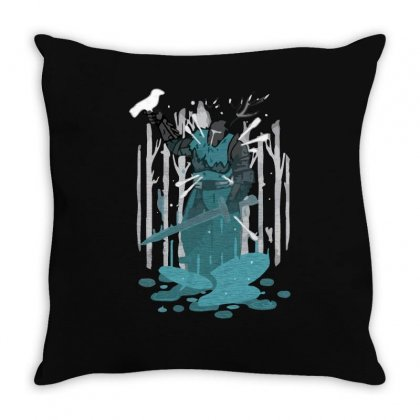 An Adventurer Like You Throw Pillow Designed By Achreart