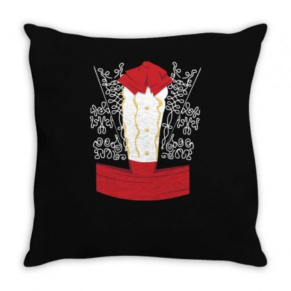 Amigo Uno Throw Pillow Designed By Achreart