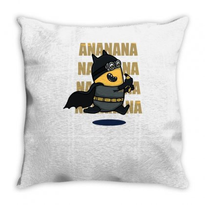 Anananananana Throw Pillow Designed By Achreart