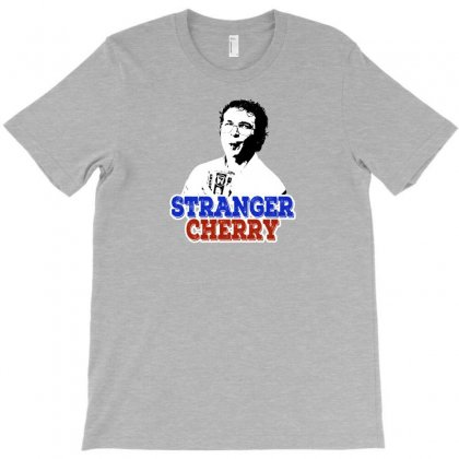 Stranger Cherry T-shirt Designed By Sengul