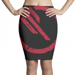 inferno squad emblem Pencil Skirts | Artistshot