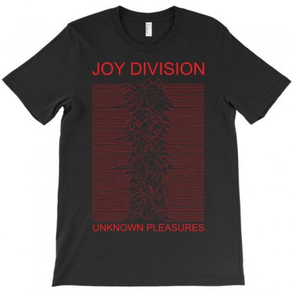Joy Division Unknown Pleasures T-shirt Designed By Z4hr4