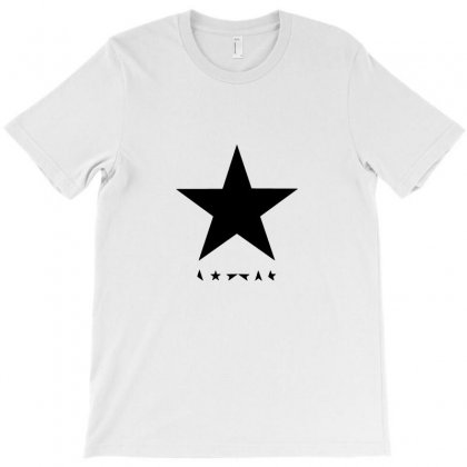 David Bowie Black Star T-shirt Designed By Teeshop