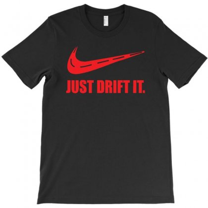 Just Drift It   Mens Funny T-shirt Designed By Z4hr4