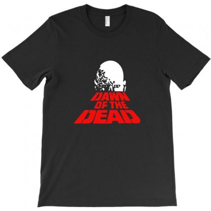 Dawn Of The Dead T-shirt Designed By Teeshop