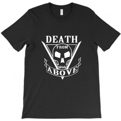 Death From Above T-shirt Designed By Teeshop