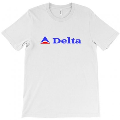 Delta Airlines T-shirt Designed By Teeshop