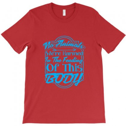 No Animals We Re Harmed In The Feeding Of This Body T-shirt Designed By Lotus Fashion Realm