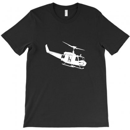 Design Uh 1h Helicopter T-shirt Designed By Teeshop