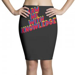 arm me with knowledge Pencil Skirts | Artistshot