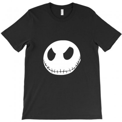 Jack Skellington The Nightmare T-shirt Designed By Lyly
