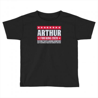 Arthur 2020 Toddler T-shirt Designed By Achreart
