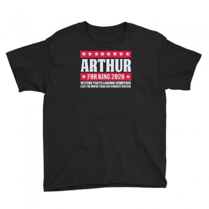 Arthur 2020 Youth Tee Designed By Achreart