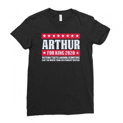 Arthur 2020 Ladies Fitted T-shirt Designed By Achreart