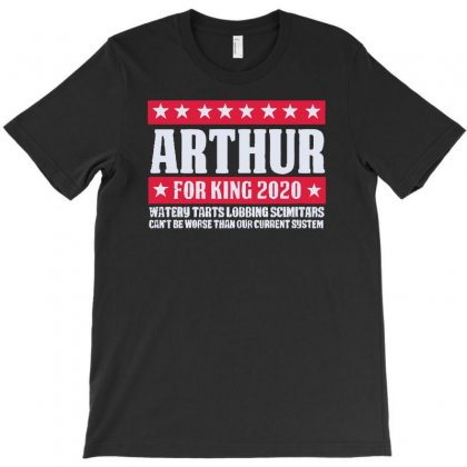 Arthur 2020 T-shirt Designed By Achreart
