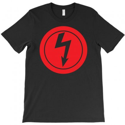 Marilyn Manson Rock Band Logo T-shirt Designed By Z4hr4