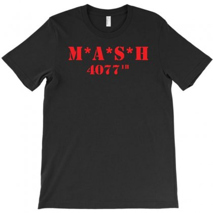 Mash T-shirt Designed By Z4hr4