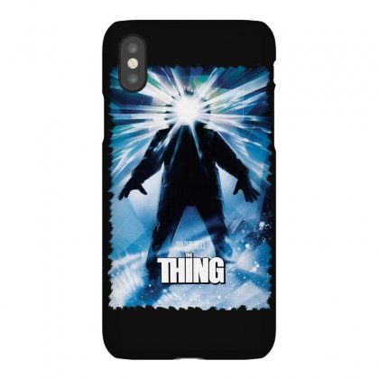 John Carpenter's The Thing Iphonex Case Designed By Fanshirt