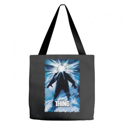 John Carpenter's The Thing Tote Bags Designed By Fanshirt