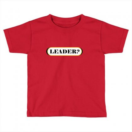 Lead Toddler T-shirt Designed By Maxamed Cali