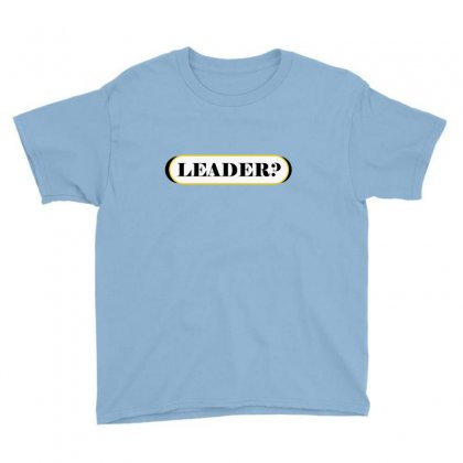 Lead Youth Tee Designed By Maxamed Cali