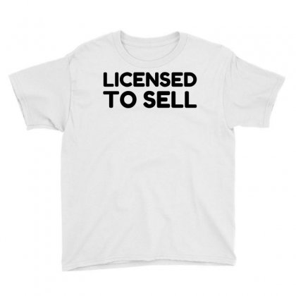 Licensed To Sell Youth Tee Designed By Perfect Designers