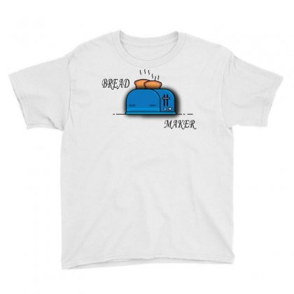 The Real Bread Maker Youth Tee Designed By Audiprasetya