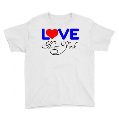 Love New York Youth Tee Designed By Perfect Designers