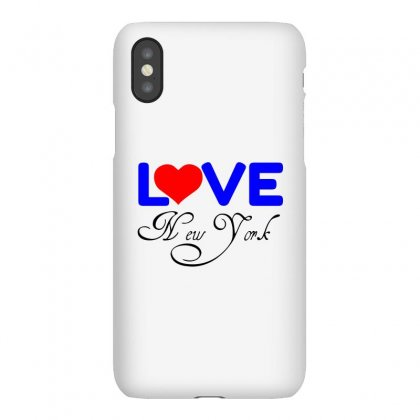 Love New York Iphonex Case Designed By Perfect Designers