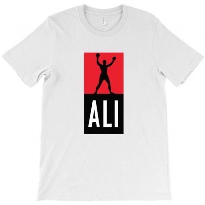 The Greates Ali T-shirt Designed By Waroenk Design