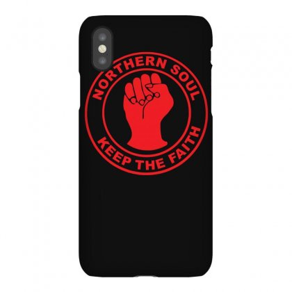 Northern Soul Keep The Faith Long Iphonex Case Designed By Z4hr4