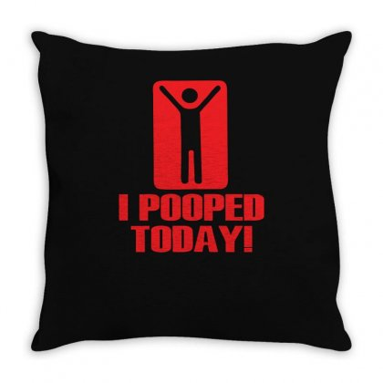 Novelty Funny Humor Tee Graphic Throw Pillow Designed By Z4hr4