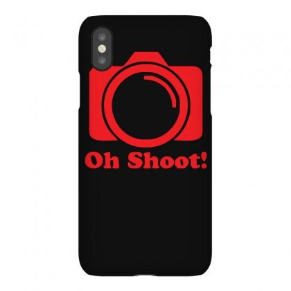 Oh Shoot Camera Iphonex Case Designed By Z4hr4