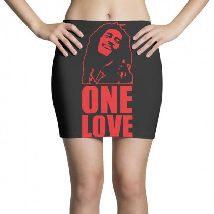 One Love Mini Skirts Designed By Z4hr4