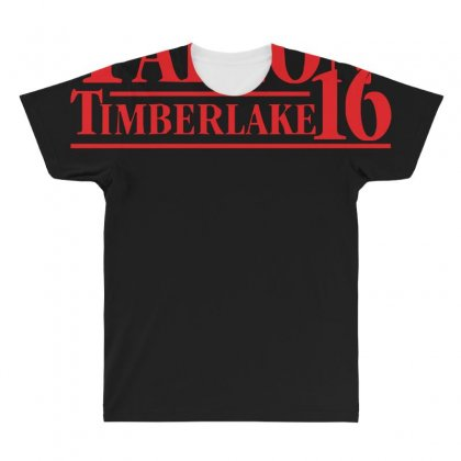 Original Maker Of Fallon Timberlake All Over Men's T-shirt Designed By Z4hr4