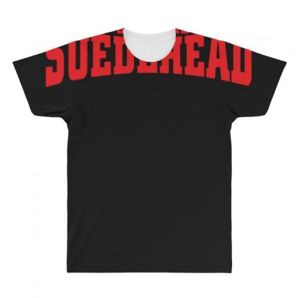 Original Suedehead All Over Men's T-shirt Designed By Z4hr4