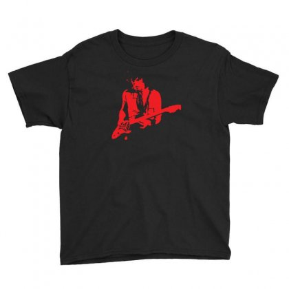 Peter Green Inspired Youth Tee Designed By Z4hr4