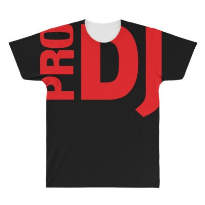Pioneer Pro Dj Music System Logo All Over Men's T-shirt Designed By Z4hr4