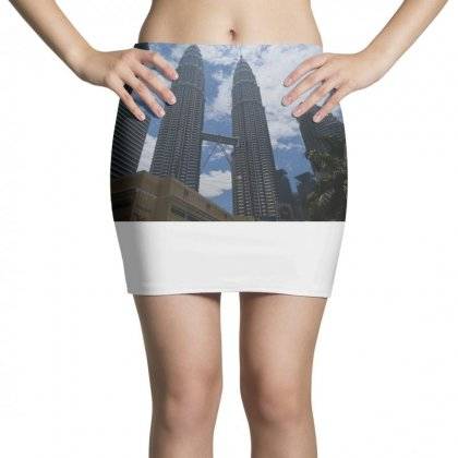 Twin Towers Mini Skirts Designed By Rozenfeld919