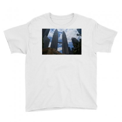 Twin Towers Youth Tee Designed By Rozenfeld919