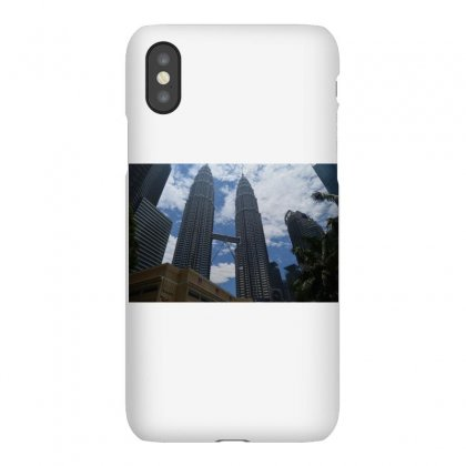 Twin Towers Iphonex Case Designed By Rozenfeld919