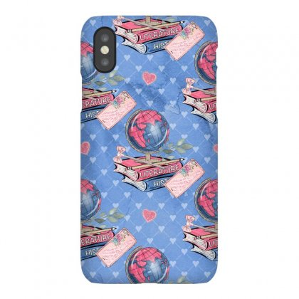 Back To School Iphonex Case Designed By Jade
