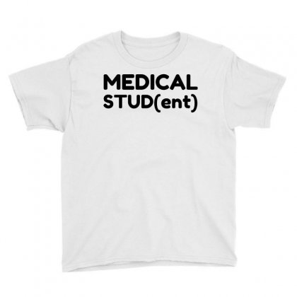 Medical Student Youth Tee Designed By Perfect Designers