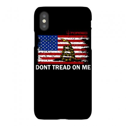 Dont Tread On Me Iphonex Case Designed By Anrora