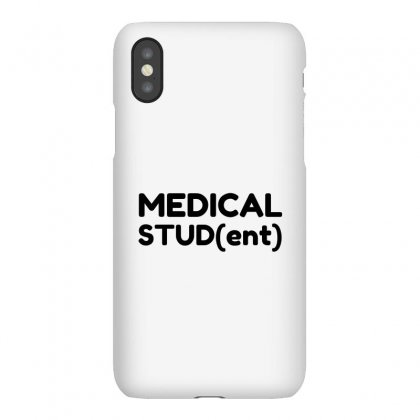Medical Student Iphonex Case Designed By Perfect Designers