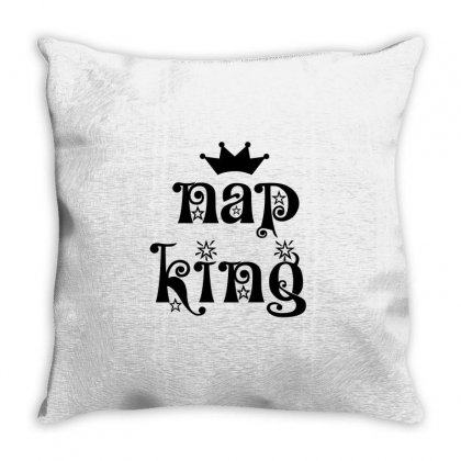 Nap King Throw Pillow Designed By Perfect Designers