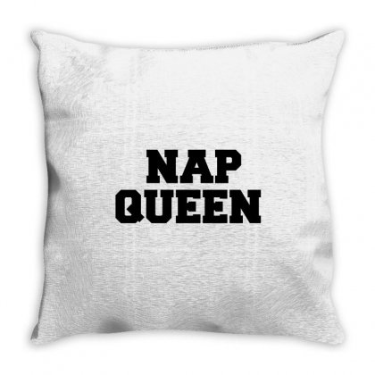 Nap Queen Throw Pillow Designed By Perfect Designers