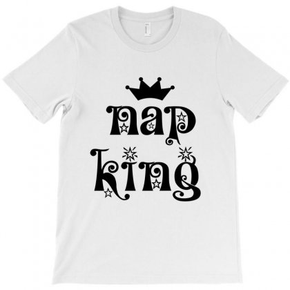 Nap King T-shirt Designed By Perfect Designers