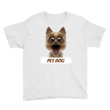 Pet Dog Youth Tee Designed By Pet Shop