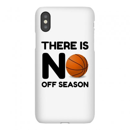 No Off Season Basketball Iphonex Case Designed By Perfect Designers